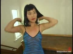 Emiko's beating and humiliation continues at the hands of Kym