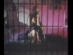 caged and spanked