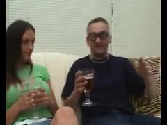 creep spikes drink and takes advantage
