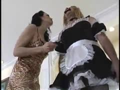 femdom jean veronica-cum ons face-cock ins mouth