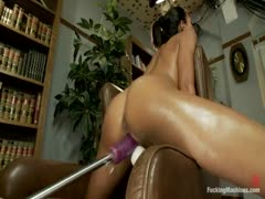 The Perfect Storm: Squirting in Her Own Mouth