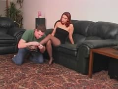 A Lady and Her Slave 01 Scene 1