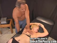 Mackenzie Gets Shocked By The Crazy Wild Dr Sparky
