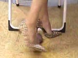Sexy Pumps Cock Trample