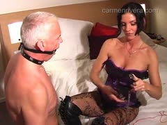 Columbian Foot Domme