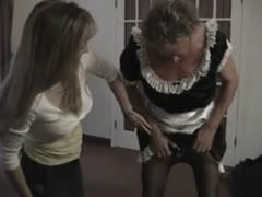 She turns her husband into a bitch just to humiliate
