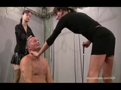 Life of a femdom slave
