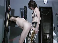 Slave get punished by Lady Innesa
