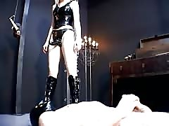 No mercy to her slave