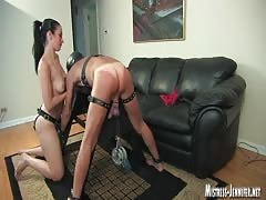 Tormented by Mistress January